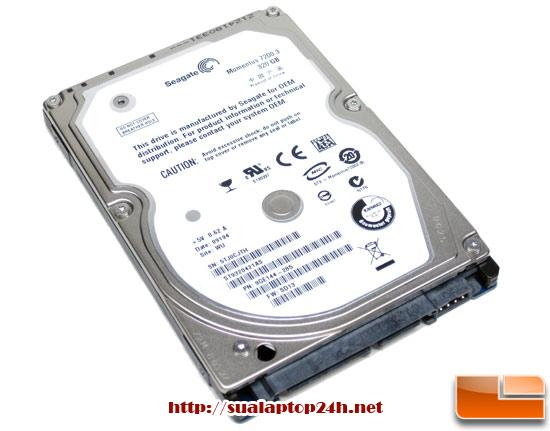 HDD Laptop - Ổ cứng Laptop SATA 320 GB
